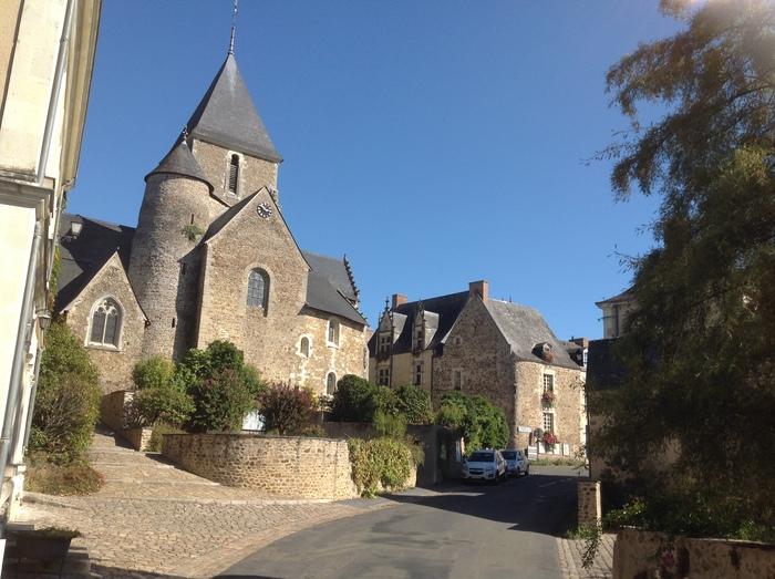 Journées du patrimoine 2019 - Visite guidée du village médiéval