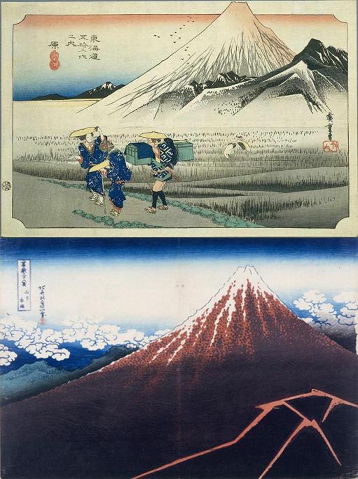 Journées du patrimoine 2019 - Hokusai et Hiroshige