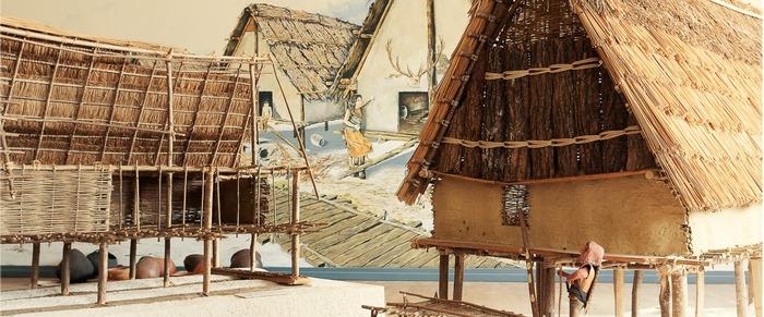 Journées du patrimoine 2019 - Villages lacustres du Néolithique