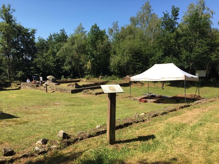 Journées du patrimoine 2020 - Visite guidée archéologique