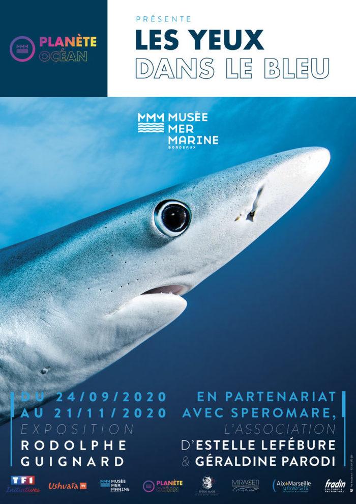Exposition «Les Yeux Dans Le Bleu» au Musée Mer Marine