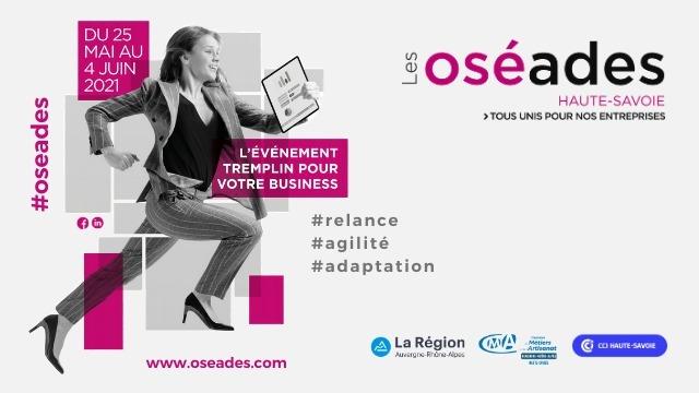 Oséades : Découvrez la French Tech in the Alps - Annecy