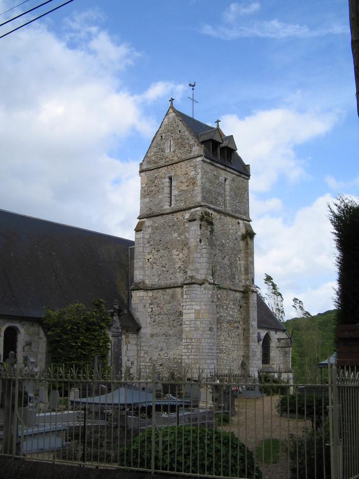 Journées du patrimoine 2020 - Visite libre de l'église Saint-Jean-Baptiste