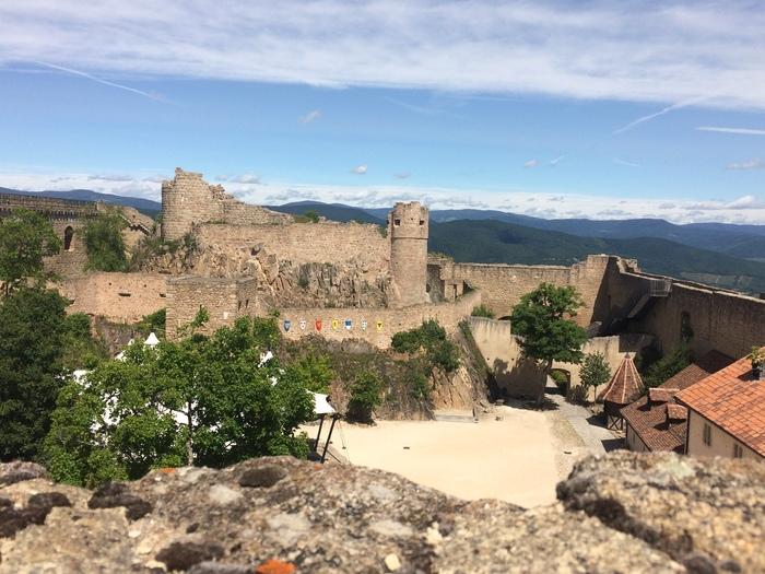 Journées du patrimoine 2020 - Visite guidée du château du Hohlandsbourg