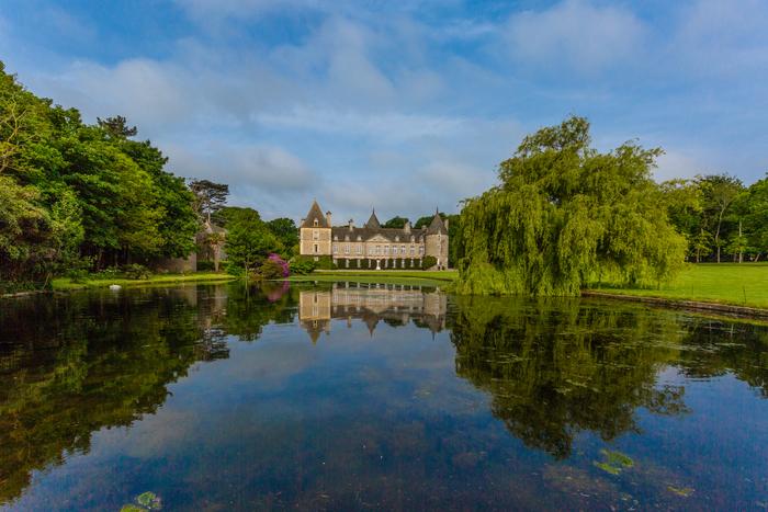 Journées du patrimoine 2019 - Visite libre du parc du château de Tocqueville