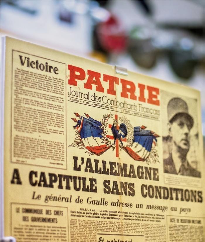 Journées du patrimoine 2019 - Visite commentée du Mémorial Citoyen