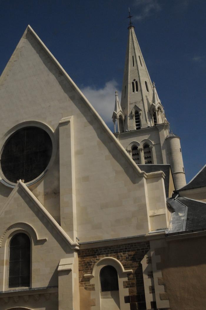 Journées du patrimoine 2020 - Eglise Saint-Thomas