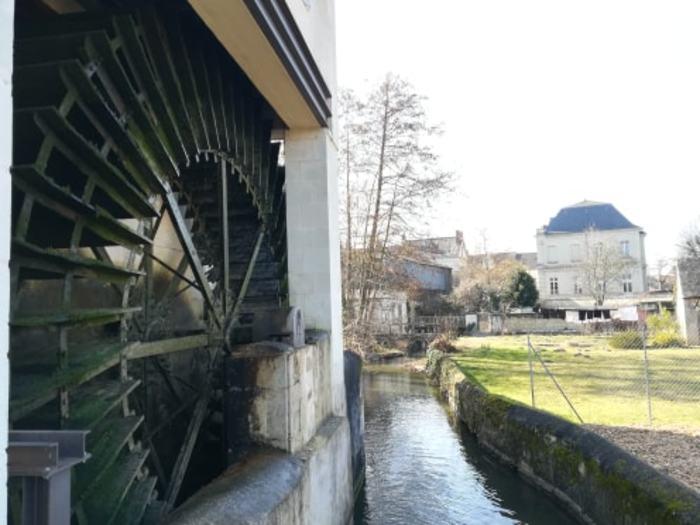 Journées du patrimoine 2019 - Visites guidées du Moulin Hydronef