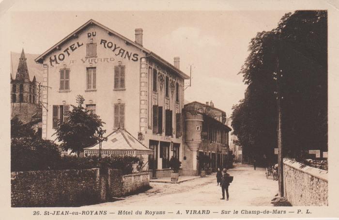 Journées du patrimoine 2019 - Le Royans d'hier à aujourd'hui