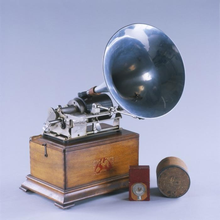 Journées du patrimoine 2020 - Du phonographe au gramophone