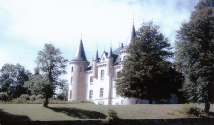 Journées du patrimoine 2019 - Visite du château de Montivert, joyau lyonnais perdu en Nord-Ardèche