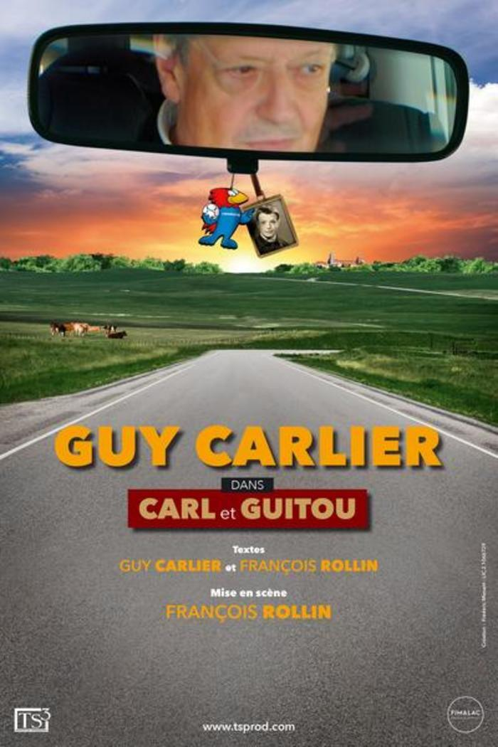 Guy Carlier – 19 mars 2021 – Théâtre Fémina