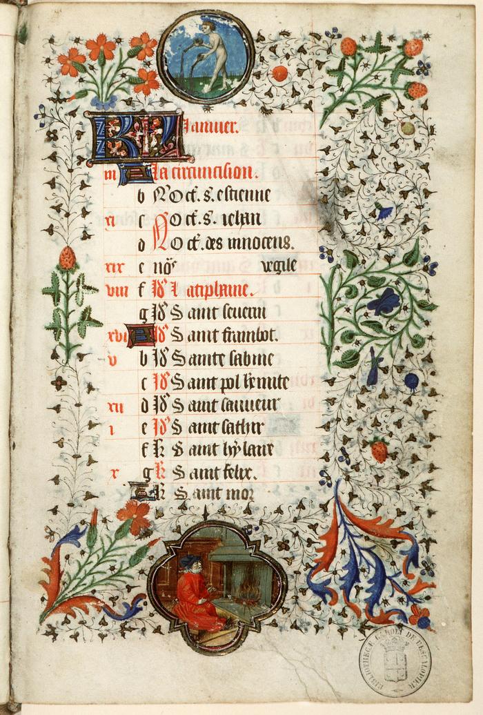 Journées du patrimoine 2020 - A la découverte du manuscrit médiéval