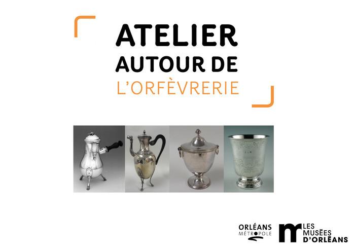 Découvrez des objets des collections des musées d'Orléans et réalisez en famille un atelier de création !