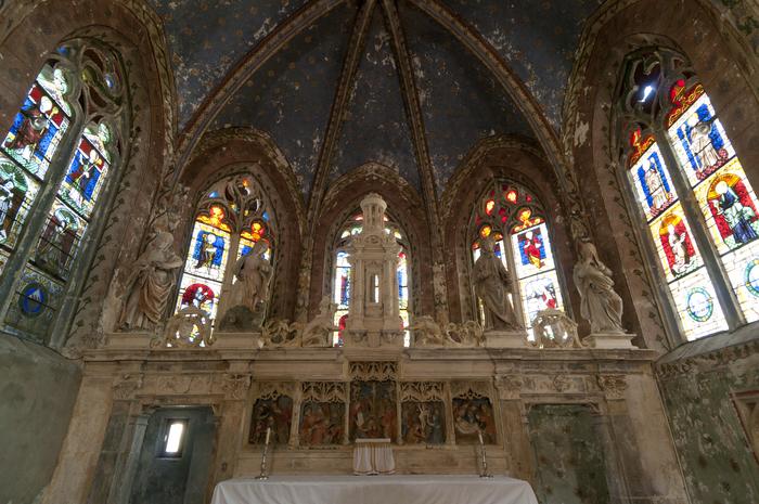 Journées du patrimoine 2020 - Découvrez l'église Sainte-Marie-Madeleine de Génicourt-sur-Meuse