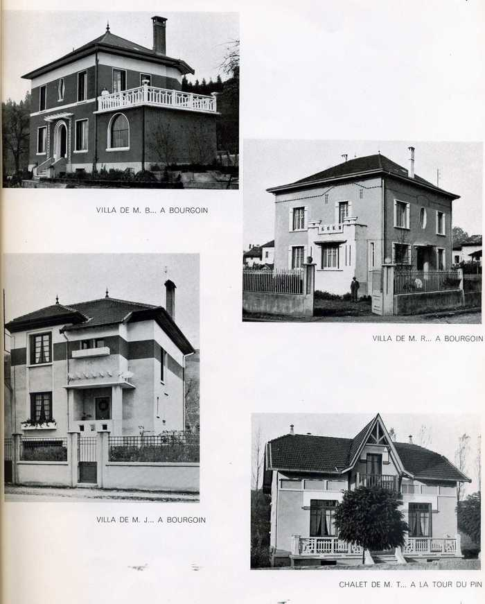 Journées du patrimoine 2019 - Un architecte dans la ville : le quartier de Pré-Bénit
