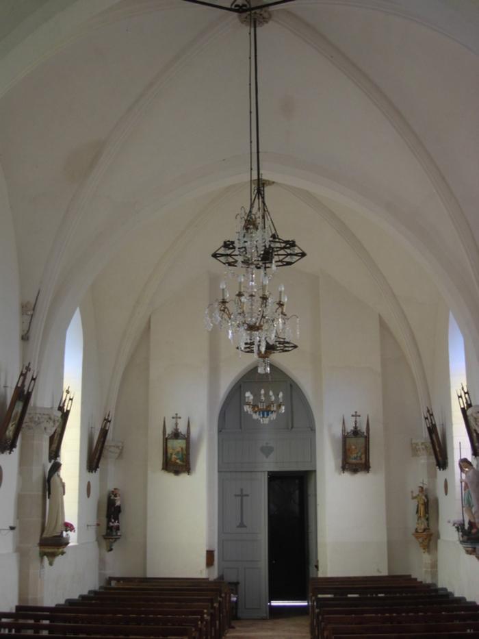 Journées du patrimoine 2019 - Visite libre de l'église de Prunay