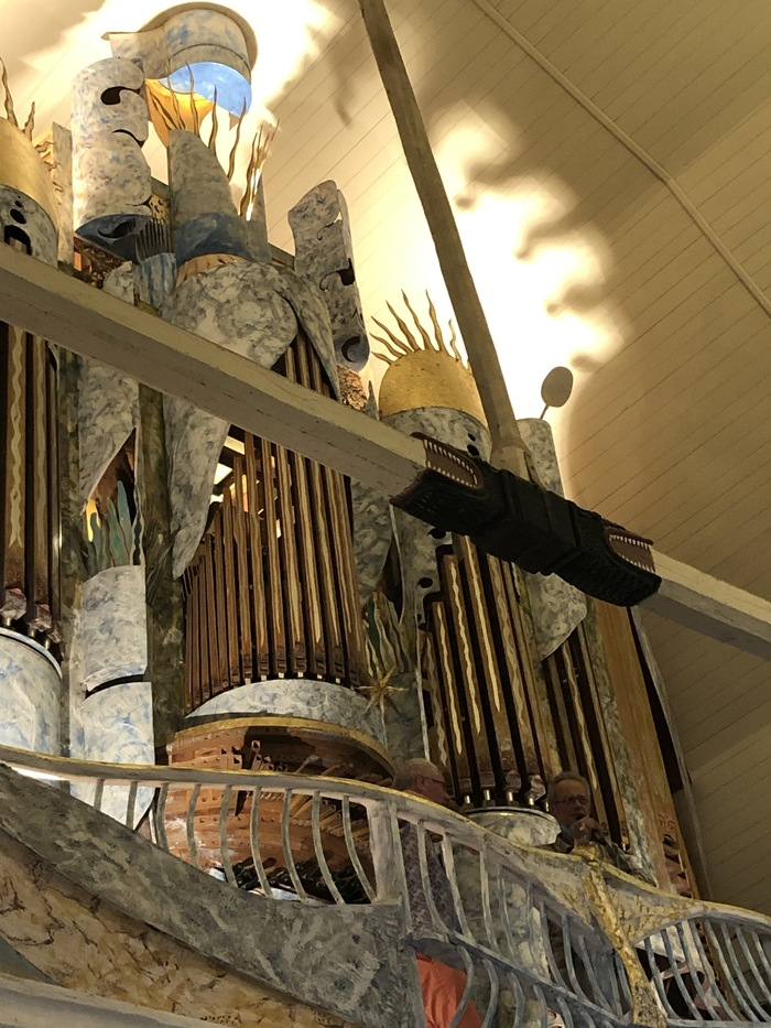 Journées du patrimoine 2020 - Rencontre musicale autour de l'orgue