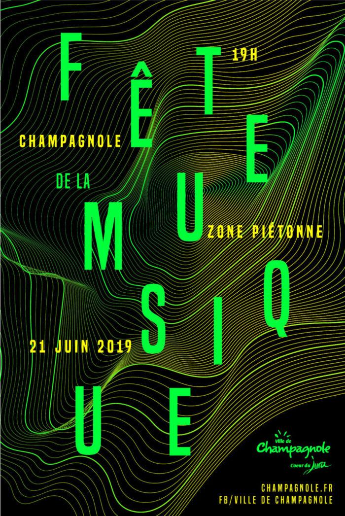Fête de la musique 2019 - JD Music + Loïc Lolli + Tess + Roméo Paratonnerre + CELTKEYS