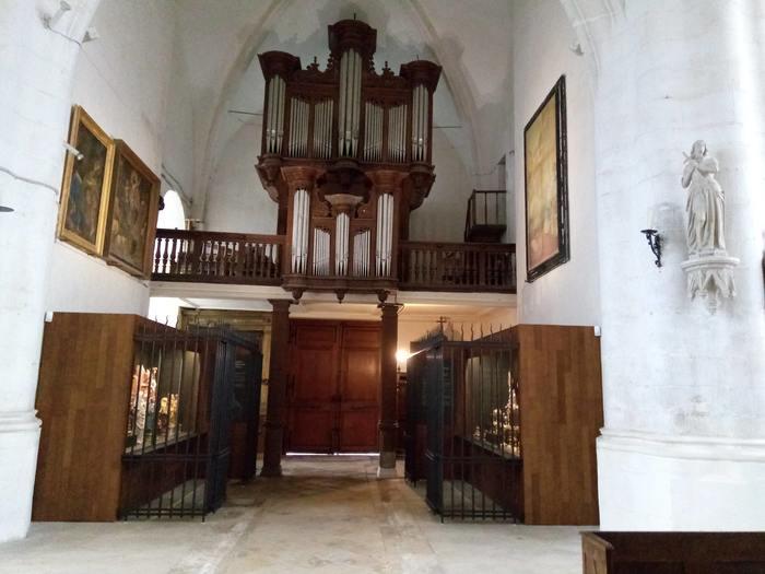 Journées du patrimoine 2019 - L'église Saint-Quentin et ses trésors