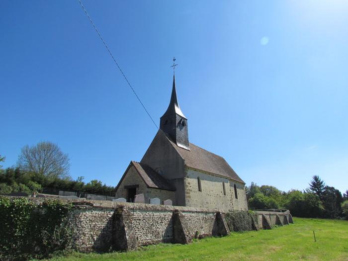 Journées du patrimoine 2019 - Visite guidée de l'église du XIIe siècle