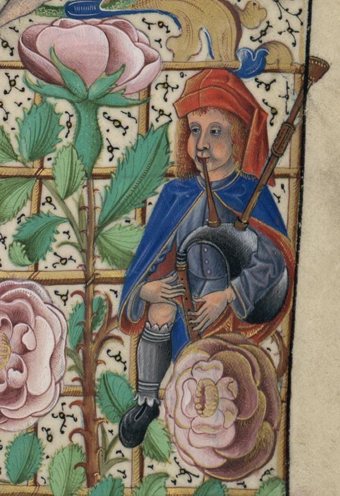 Journées du patrimoine 2019 - Conférence : Musique au Moyen Âge.