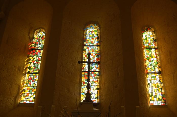 Journées du patrimoine 2020 - Visite découverte des églises d'Auge-Saint-Médard