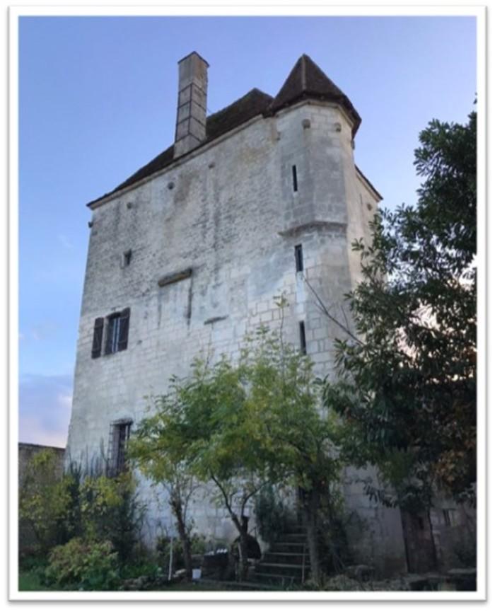 Journées du patrimoine 2020 - Visite commentée du Donjon de Cravant