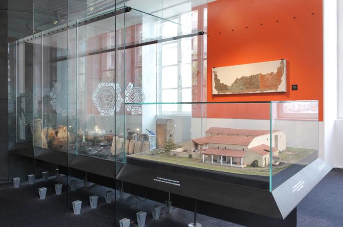 Journées du patrimoine 2019 - Visite guidée L'Isère en histoire. Zoom sur la Préhistoire et l'époque gallo-romaine