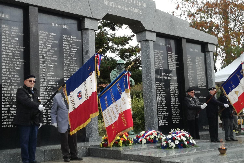 Cérémonie commémorative de l'Appel du 18 juin