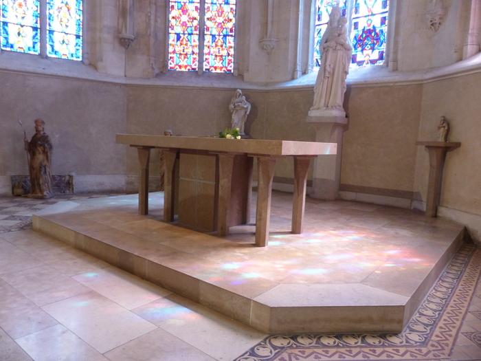 Journées du patrimoine 2020 - Visite guidée de l'abbaye Saint-Nicolas
