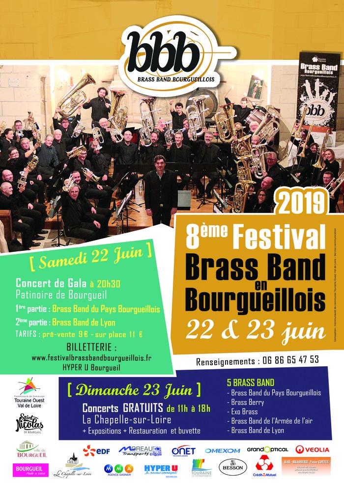 Festival Brass Band en Bourgueillois