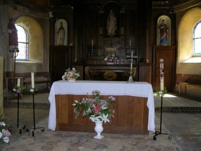 Journées du patrimoine 2019 - Eglise de Saint-Martin