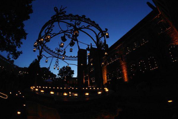 Nuit des musées 2019 -Illumination du château avec Kalalumen