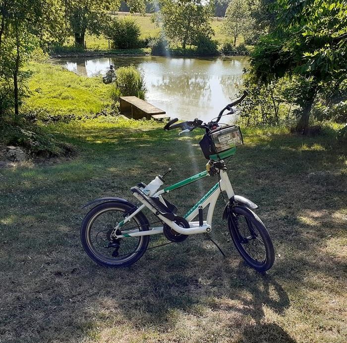 Journées du patrimoine 2020 - Atelier de réparation de vélo et démonstration / initiation au vélo Stepper !