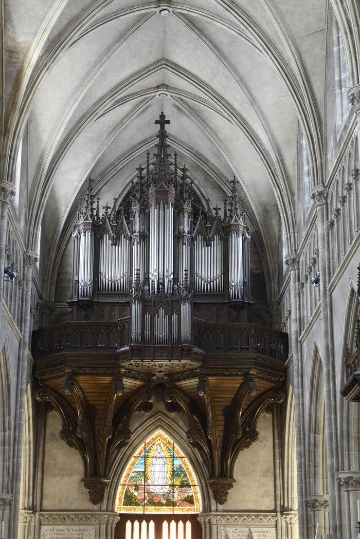 Journées du patrimoine 2020 - Visite de l'église et exposition