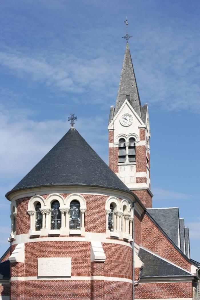 Journées du patrimoine 2020 - L'église Saint-Géry de Flesquières
