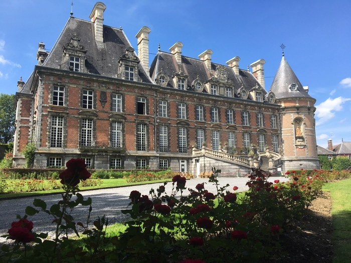 Journées du patrimoine 2020 - Visite guidée du Château de Trélon
