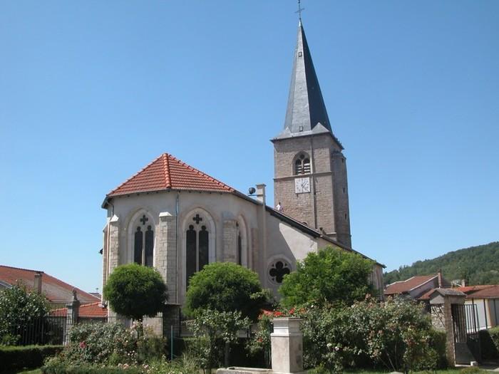 Journées du patrimoine 2019 - Découverte de l'église Saint-Christophe