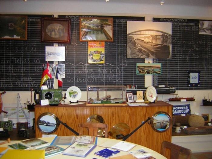 Journées du patrimoine 2020 - Découverte du musée de la Batellerie