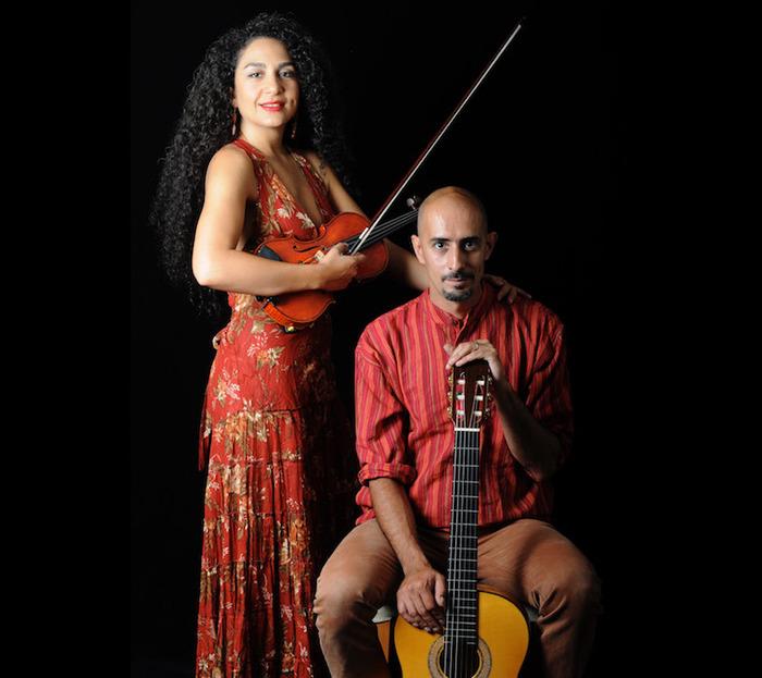 Fête de la musique 2019 - Aïda et Babak