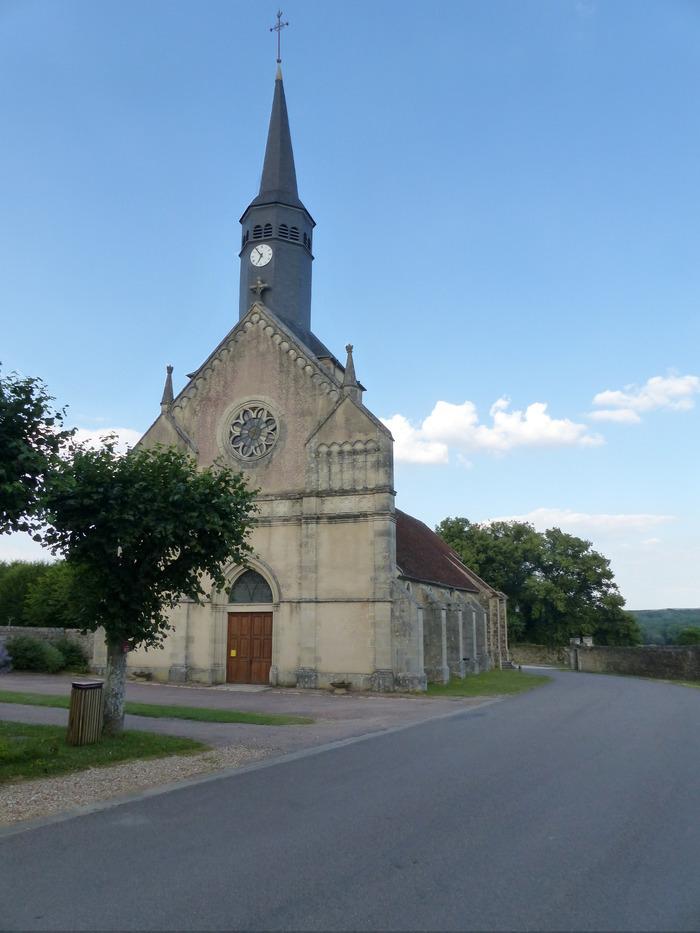 Journées du patrimoine 2019 - Visite libre de l'église Saint-Siméon