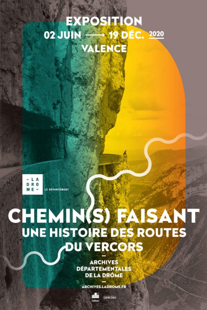 Journées du patrimoine 2020 - Exposition « Chemin(s) faisant : une histoire des routes du Vercors »