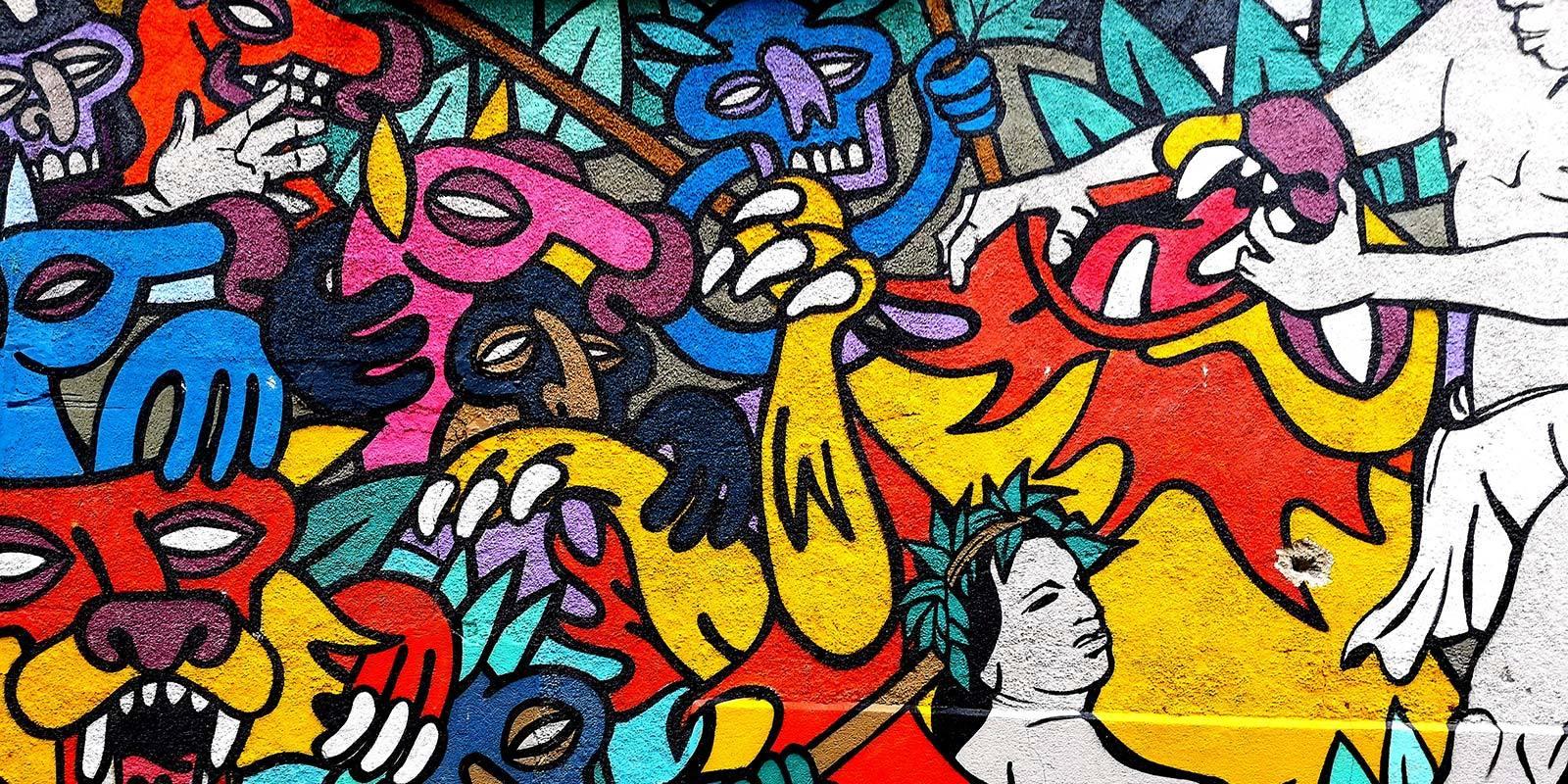 Le street-art à Orléans