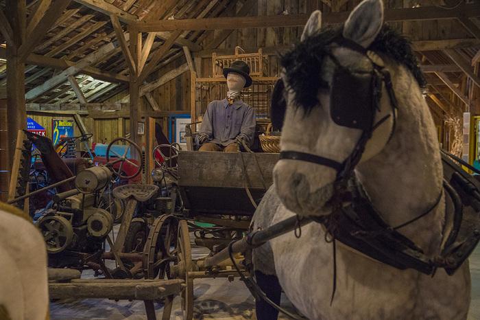 Journées du patrimoine 2019 - Visite du musée de l'agriculture et de l'alimentation bressanes