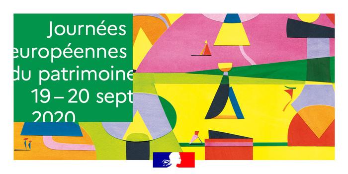 Journées Europénnes du Patrimoine : les 19 et 20 septembre 2020