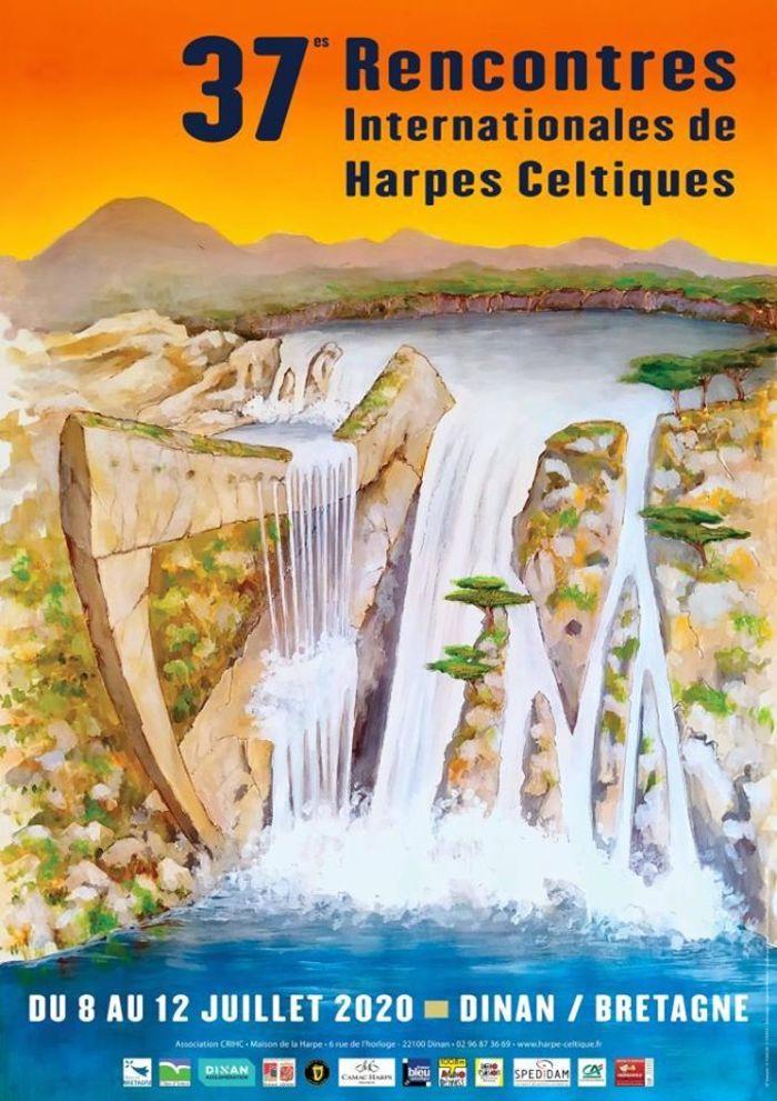[ANNULE]   <strike>Rencontres internationales de harpes celtiques</strike>