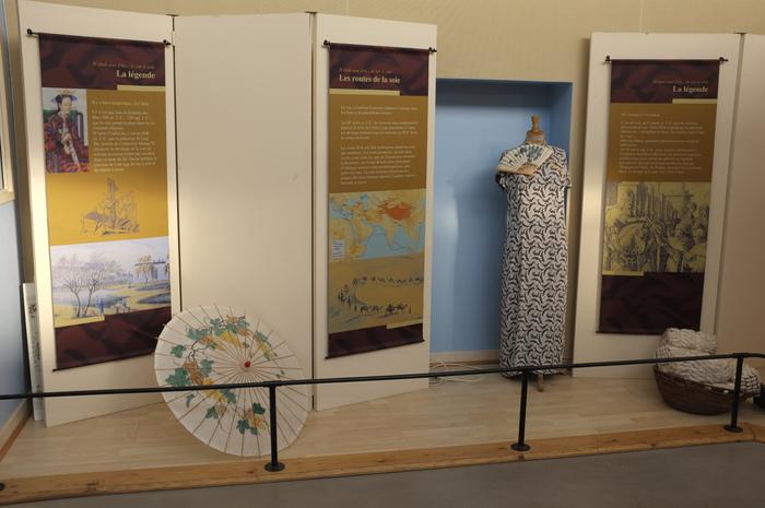 Journées du patrimoine 2020 - Visite de l'exposition permanente du musée du tisserand