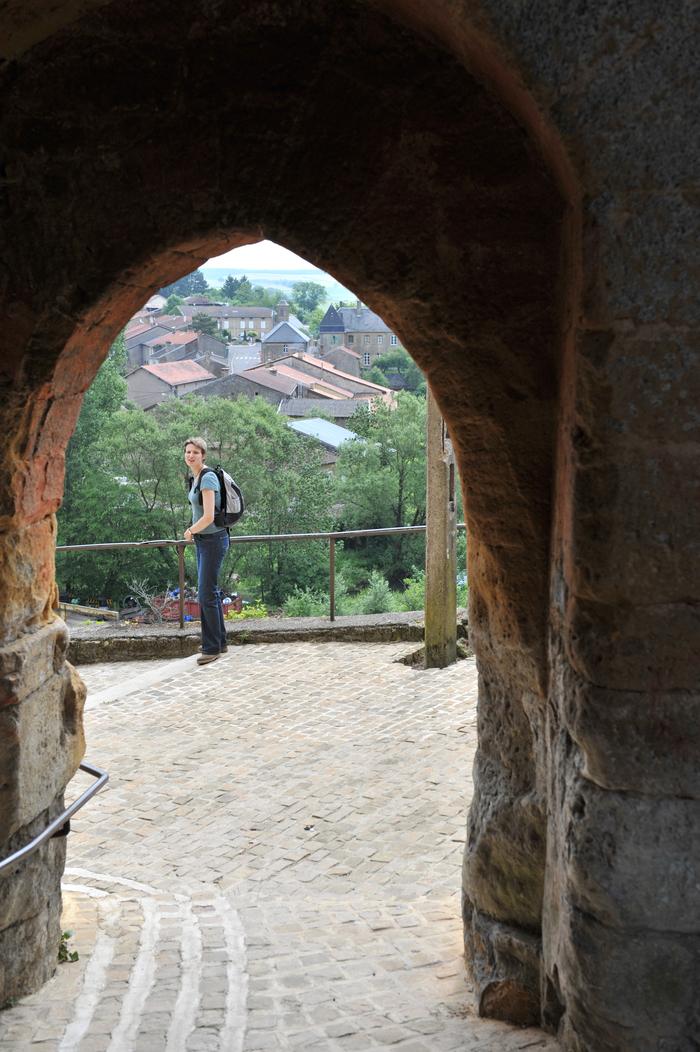Journées du patrimoine 2020 - Visite guidée inédite des remparts de Marville