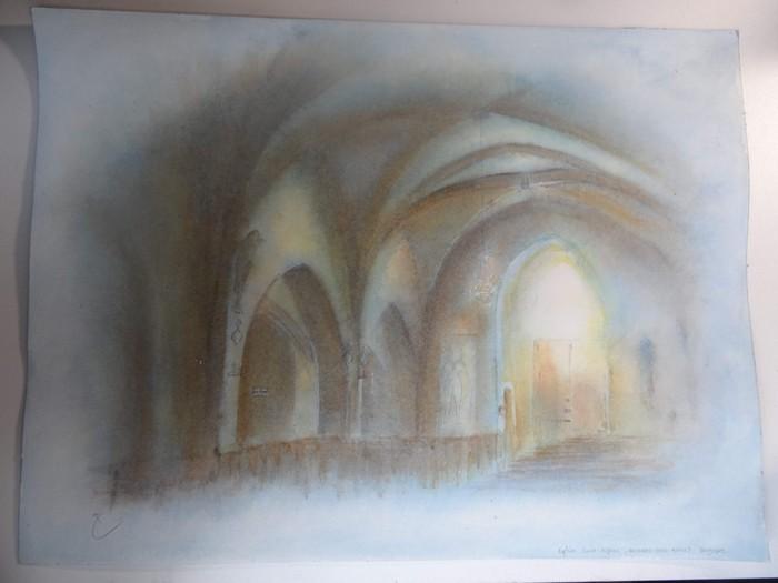 Journées du patrimoine 2020 - Atelier d'initiation à la peinture à l'aquarelle par Françoise Carpentier